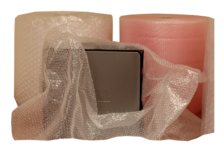 Bubble-Wrap packaging